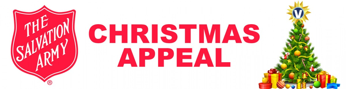 The Salvation Army Christmas Appeal   Valmec Limited